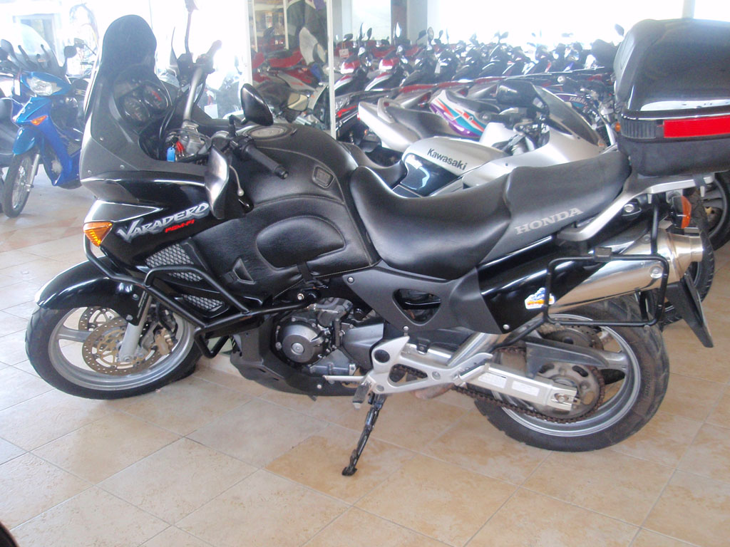 Used Honda Motorcycles >> Motors: Vehicles » used » HONDA XLV 1000 VARADERO